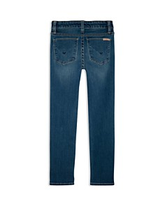 Hudson - Girls' Asami Ankle Skinny Jeans in Blue - Little Kid