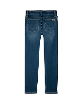 Hudson - Girls' Asami Ankle Skinny Jeans in Blue - Little Kid