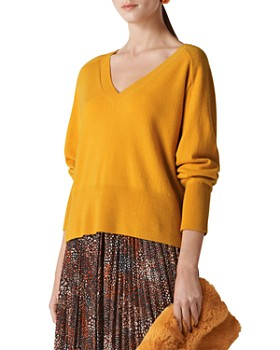 fac84d933 Whistles - Oversize Cashmere & Wool Sweater ...