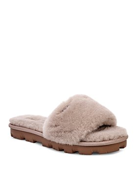 UGG® - Women's Cozette Shearling Slide Sandals