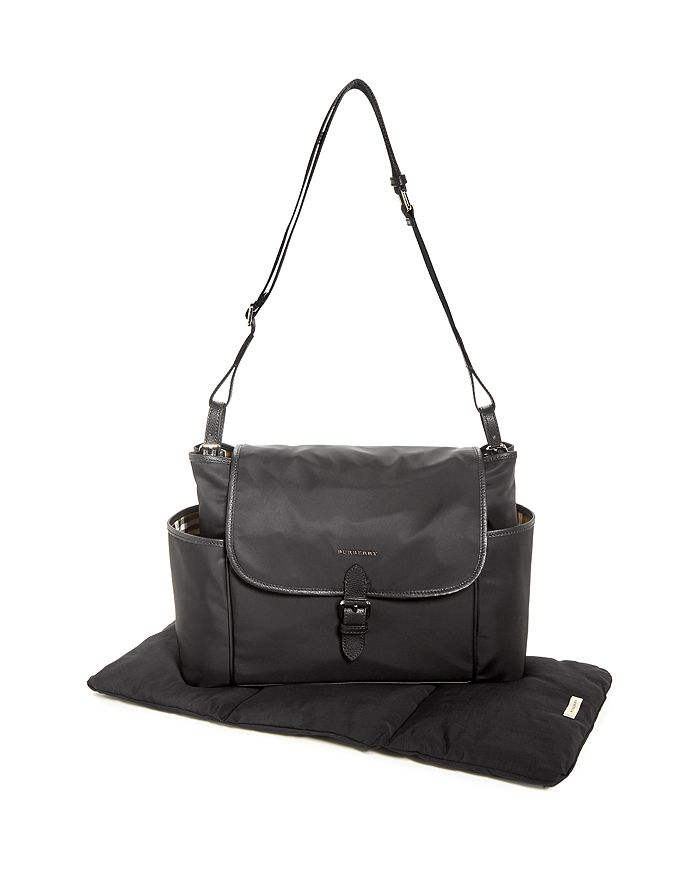 Burberry - Nylon Diaper Bag