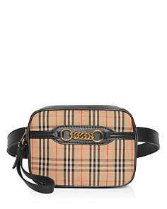Burberry - Link Belt Bag