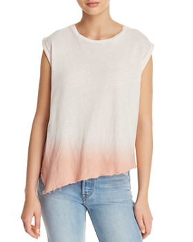 Hudson - Dip-Dyed Muscle Tee