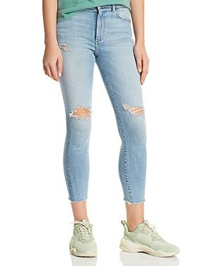 DL1961 Instaslim Farrow Crop Skinny Jeans in Toledo