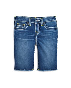 True Religion - Boys' Geno Denim Shorts - Little Kid, Big Kid