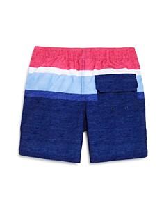 Vineyard Vines - Boys' Deck-Stripe Chappy Swim Shorts - Little Kid, Big Kid
