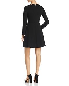 kate spade new york - Scalloped Ponte Dress