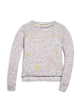 Vintage Havana - Girls' Pullover With Stars - Big Kid