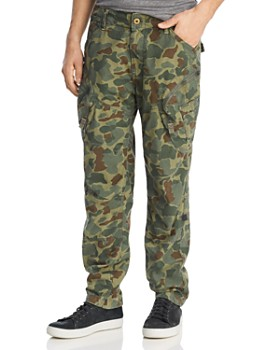 c9ace6062977c G-STAR RAW - Rovic Airforce Camouflage-Print Relaxed Fit Cargo Pants ...