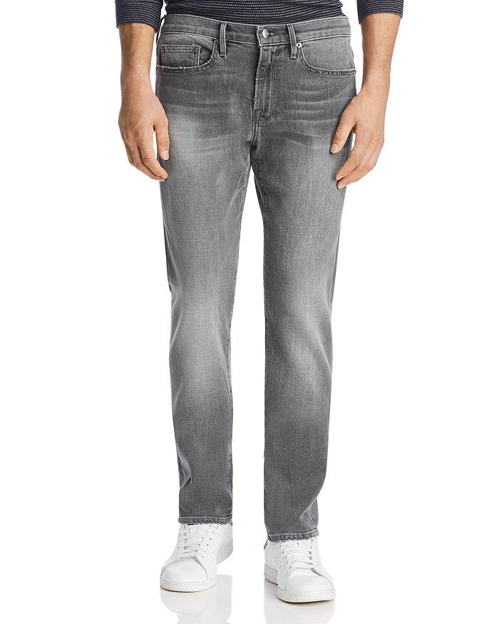 FRAME - L'Homme Slim Fit Jeans in Arthur