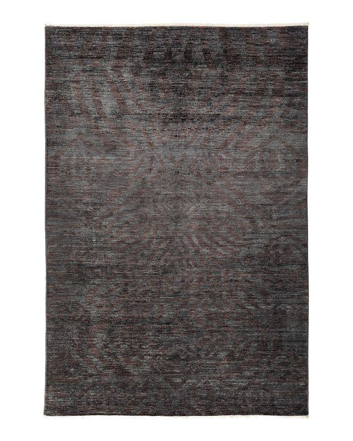 "Solo Rugs - Benedict Vibrance Area Rug, 6'1"" x 9'0"""