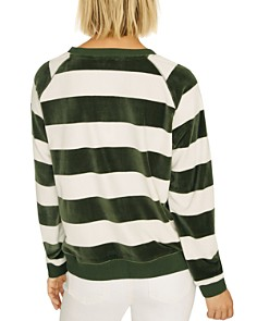 Sanctuary - La Brea Velour Stripe Pullover