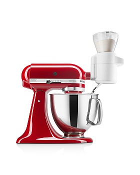 KitchenAid - Sifter & Scale Attachment - #KSMSFTA