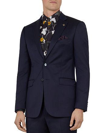 Ted Baker - Arcinaj Debonair Plain Slim Fit Suit Jacket