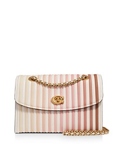COACH - Parker Ombré Quilted Convertible Shoulder Bag