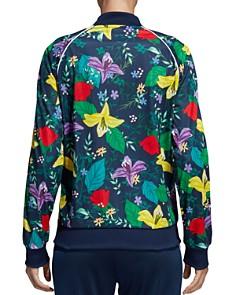 Adidas - SST Floral Triple Stripe Track Jacket
