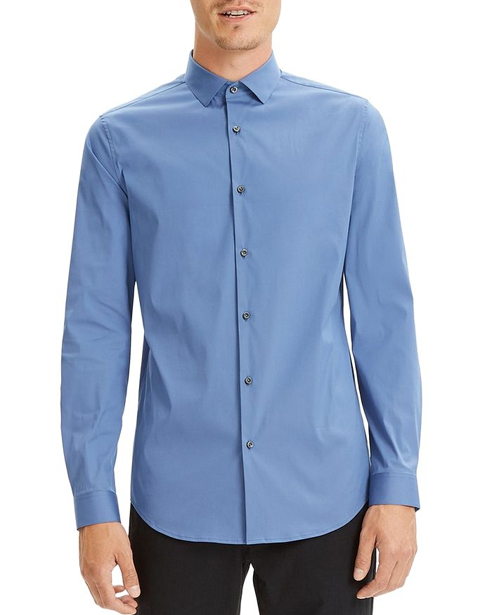 Theory - Sylvain Wealth Button-Down Shirt - Slim Fit