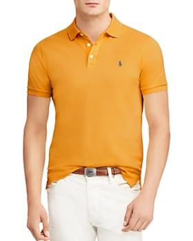 Polo Ralph Lauren - Stretch Mesh Custom Slim Fit Polo Shirt