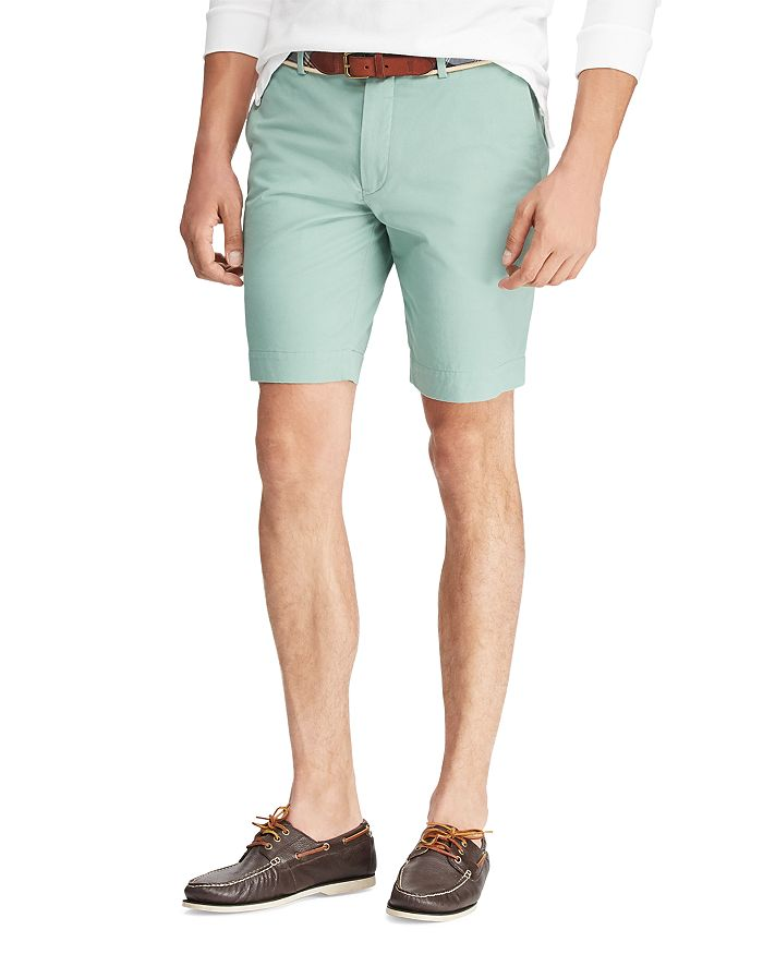 8c1d6a7d4b Polo Ralph Lauren Stretch Slim Fit Chino Shorts | Bloomingdale's