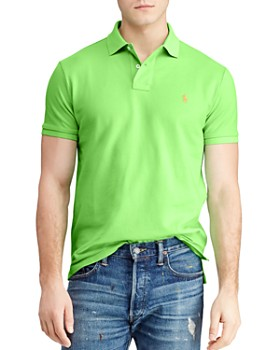 Polo Ralph Lauren - Mesh Classic Fit Polo Shirt