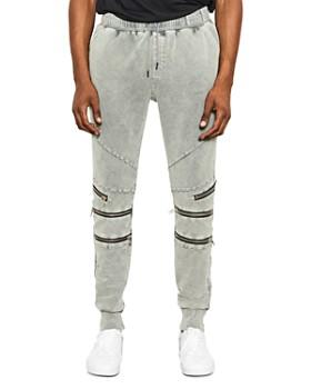 nANA jUDY - Zipper-Trimmed Track Pants