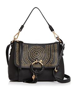 See by Chloé - Joan Studded Leather Crossbody