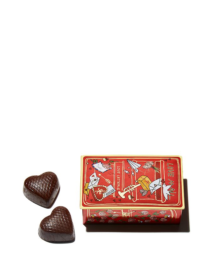 """Louis Sherry - """"Celebrate Love"""" Tin by Darcy Miller, 2 Piece"""