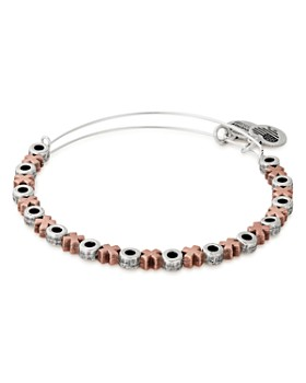 Alex and Ani - XO Beaded Expandable Bracelet