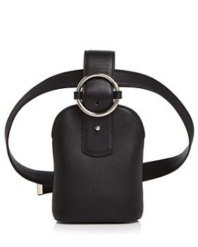 PARISA WANG - x Zanita Leather Belt Bag