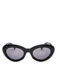 Versace - Women's Oval Sunglasses, 52mm