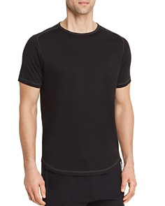 John Varvatos Star USA - Connor Performance Contrast-Stitched Tee