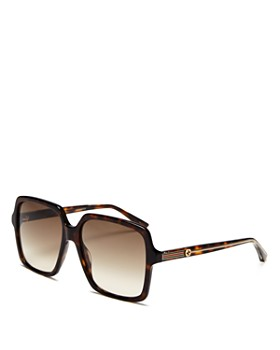 10cd15e2508 Gucci - Women s Web Oversized Square Sunglasses