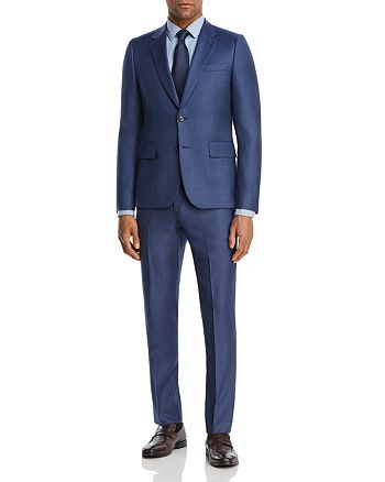 Paul Smith - Sharkskin Slim Fit Suit