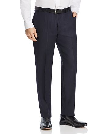 Michael Kors - Tonal Pinstripe Classic Fit Suit Pants