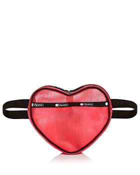 LeSportsac - Valentine Medium Sweetheart Nylon Belt Bag