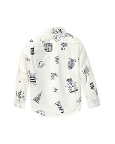 Ralph Lauren - Boys' Icon Cotton Oxford Shirt - Little Kid
