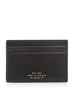 Smythson - Leather Card Case