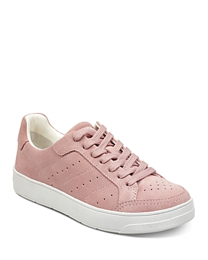 Marc Fisher Ltd. WOMEN'S HAYLEY LOW TOP LACE-UP SNEAKERS