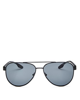 1b9d614966 Prada - Men s Linea Rossa Polarized Mirrored Square Sunglasses