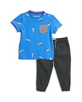 Sovereign Code - Boys' Trav + Berman Tee & Drawstring Pants Set - Baby