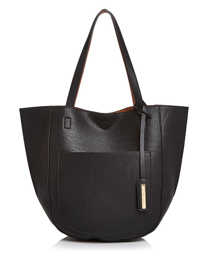 Street Level - Rounded Bottom Reversible Tote