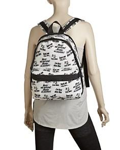 LeSportsac - x Baron Von Fancy x PINTRILL Nylon Backpack