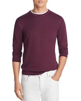 The Men's Store at Bloomingdale's - Garment Dyed Crewneck Sweatshirt - 100% Exclusive