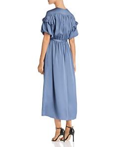 kate spade new york - Satin Midi Dress