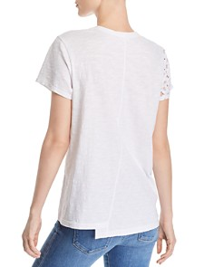 Wilt - Lace-Inset Tee