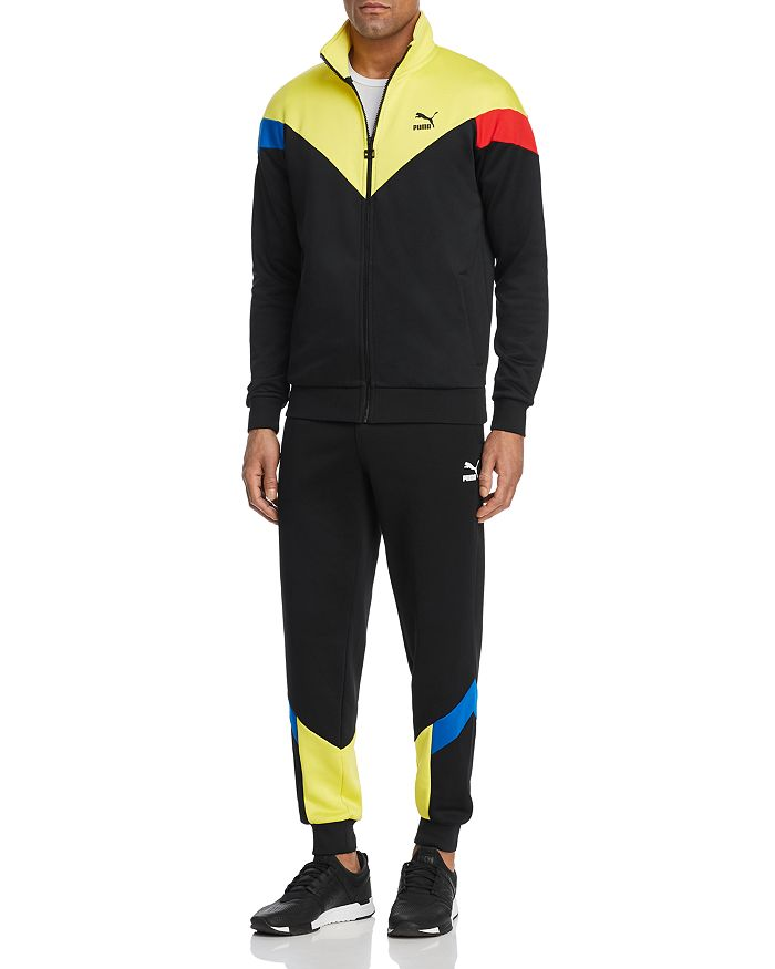 baba2a3a36 PUMA Iconic MCS Color-Block Track Jacket | Bloomingdale's