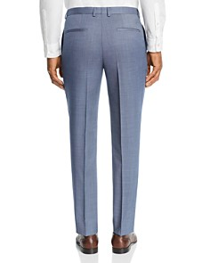 HUGO - Hets Micro-Birdseye Slim Fit Suit Pants