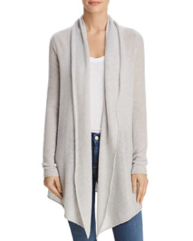 e124e32188 C by Bloomingdale s - Open-Front Cashmere Cardigan - 100% Exclusive ...