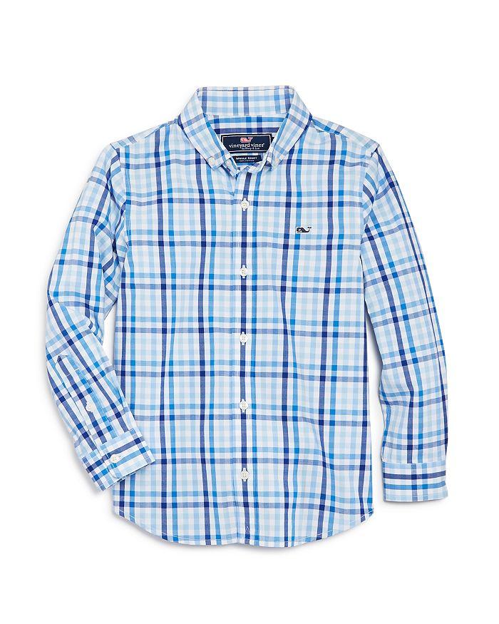 Vineyard Vines - Boys' Plaid Sport Shirt - Little Kid, Big Kid