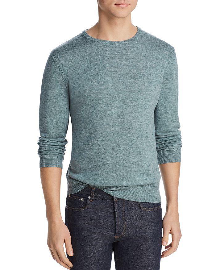 The Men's Store at Bloomingdale's - Mélange Crewneck Sweater - 100% Exclusive